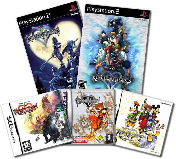 Analisis Kingdom Hearts Birth By Sleep Generacion Pixel