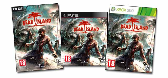 Dead Island Caratulas