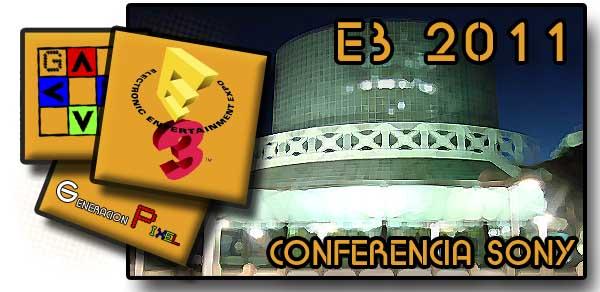 E3 2011 Conferencia Sony