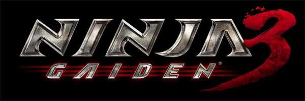 Logo Ninja Gaiden III