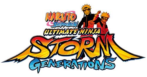 Naruto Generatiosn logo