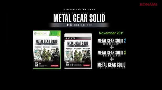 [Noticia]Anunciados Metal gear HD y Zoe HD collections.