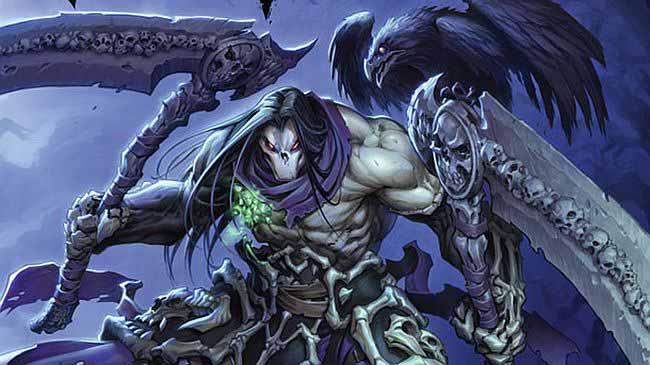 darksiders 2 Muerte