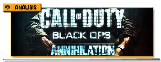 Cabecera COD Black Ops Annihilation Análisis