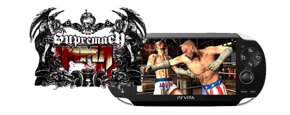 MMA Supremacy PSVita