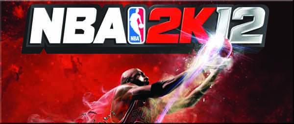 NBA 2k12 Logo Jordan