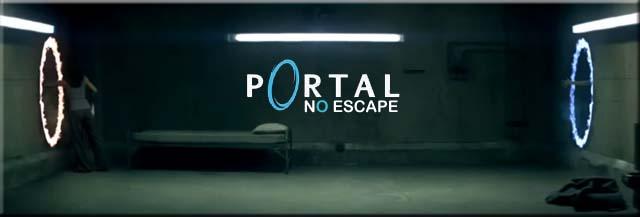 Portal No Escape logo