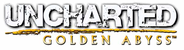 Uncharted Golden Abyss Logo