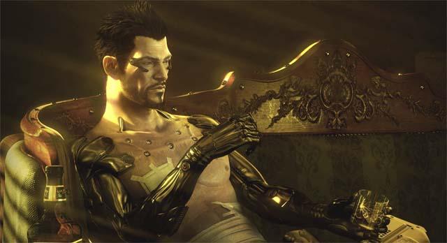 Deus Ex Imagen 1