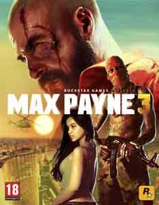 Max Payne 3 Caratula