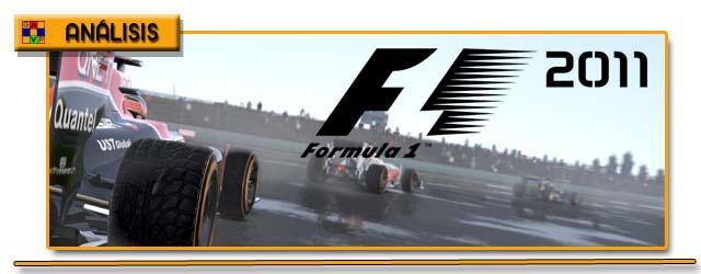 Cabecera F1 2011 Análisis