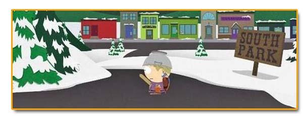 Cabeceras Noticias South Park