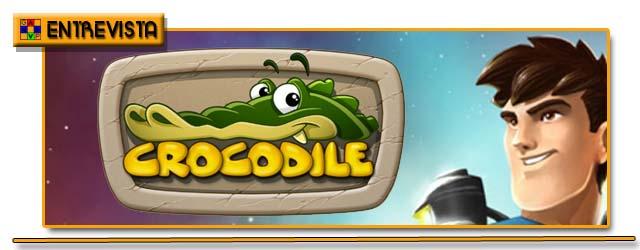 Cabeceras Entrevista Crocodile