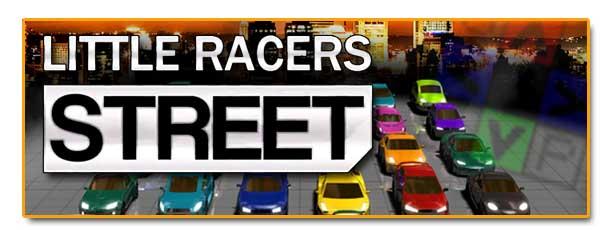 Cabeceras Noticias Little Racers Street