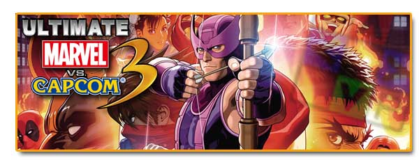 Cabeceras Noticias Ultimate Marvel vs Capcom 3