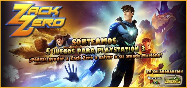Zack Zero Concurso 2
