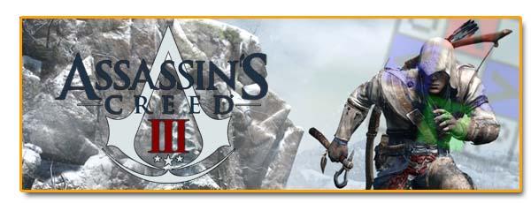 Cabeceras Noticias Assassins Creed 3 3