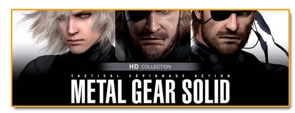 Cabeceras Noticias Metal Gear Solid HD