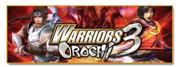 Cabeceras Noticias Warriors Orochi 3