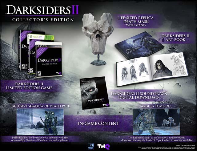 Edicion Especial Darksiders