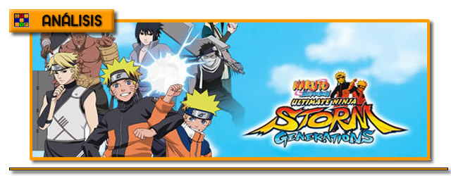 naruto generations analisis