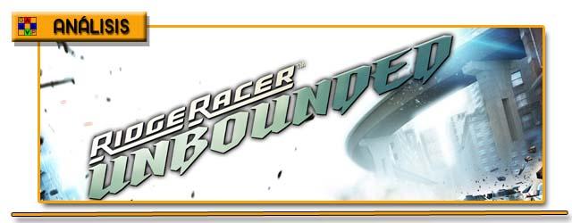 Cabeceras Ridge Racer Unbounded