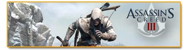 Cabeceras Assassins Creed 3