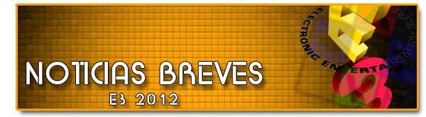 Cabeceras E3 2012 Noticias
