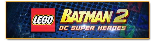 Cabeceras Lego Batman 2 DC Super Heroes