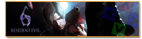 Cabeceras Resident Evil 6