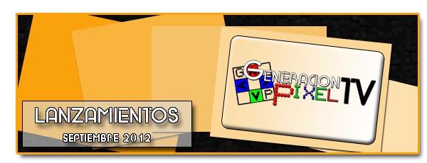 Cabeceras Noticias TV Lanzamientos Septiembre 2012