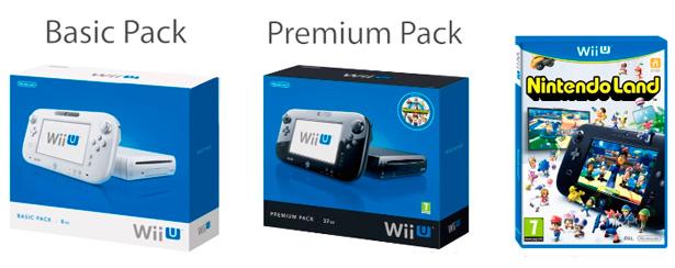 Wiiu Lanzamiento