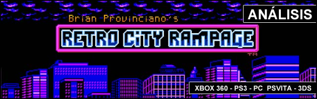 Cab Analisis 2014 Retro City Rampage
