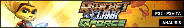 Cabeceras Analisis Ratchet and clank qforce