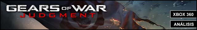 Cabeceras Analisis Gears of war Judgment