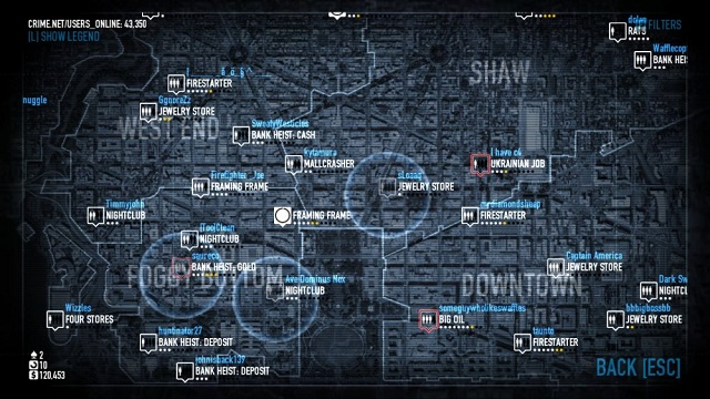 PayDay 2: Update for Matchmaking and Other Issues Coming