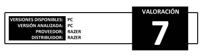 Valoracion Hardware Teclado Razer DeathStalker