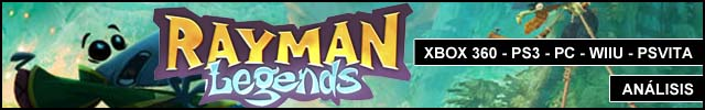 Cabeceras Analisis Rayman Legends vita