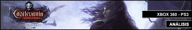 Cabeceras Analisis Castlevania Mirror of fate hd