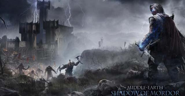 El señor de los anillos Mordor