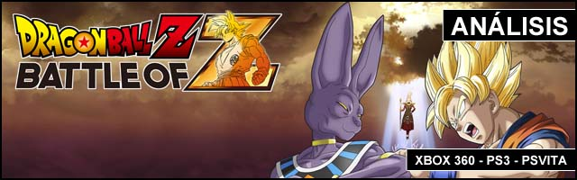 Cab Analisis 2014 Dragon Ball Z Battle of Z