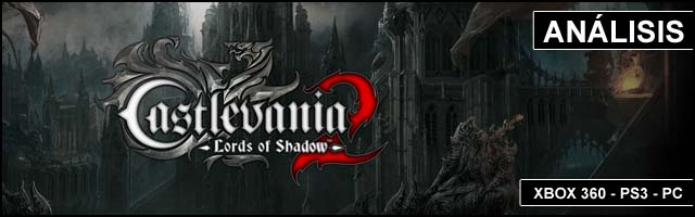 Cab Analisis 2014 Castlevania Lords of shadow 2