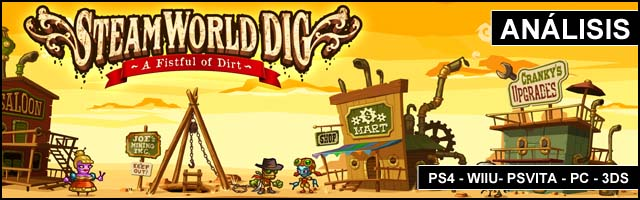 Cab Analisis 2014 Steamworld Dig U