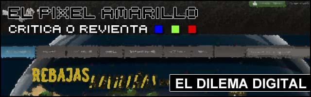 Cabeceras Pixel Amarillo 2014 El dilema digital