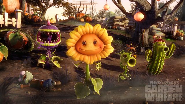 Plants vs Zombies GW img 1