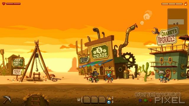 Steamworld dig img01