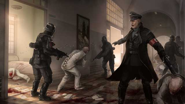 wolfenstein the order