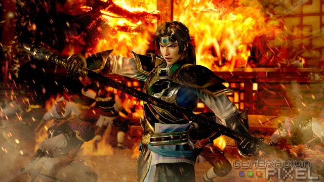 Dynasty Warriors XL analisis img03