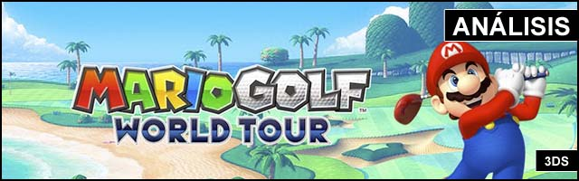 Cab Analisis 2014 Mario Golf World Tour