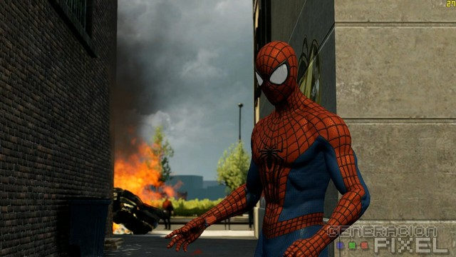 The Amazing Spiderman 2 analisis img02